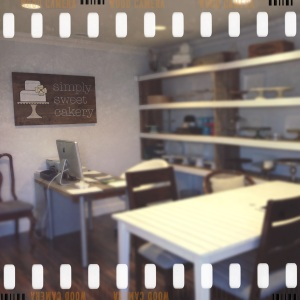 Simply Sweet Cakery Office